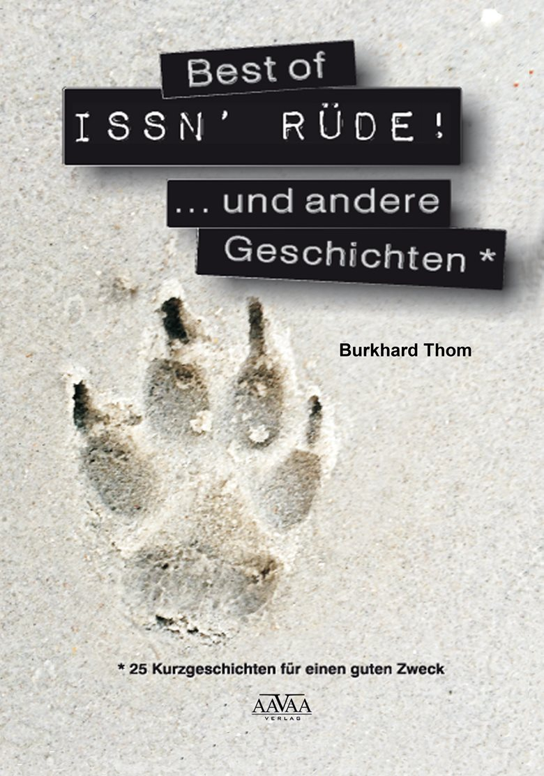 Buchcover Best of ISSN' RÜDE!