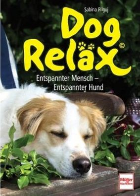 Buchcover Dog Relax