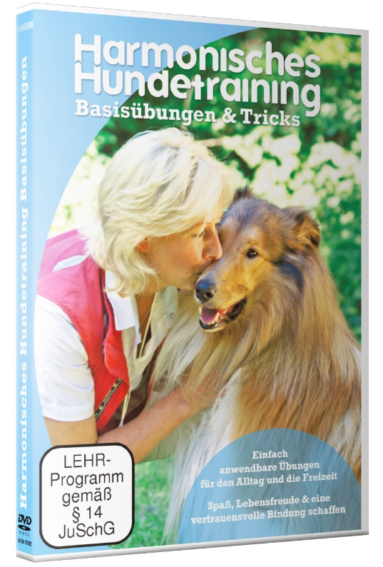 DVD Cover Harmonisches Hundetraining