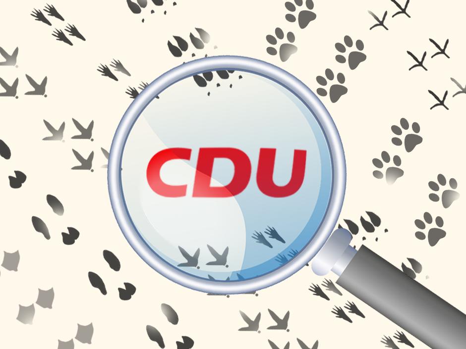 Tierschutzcheck Cdu
