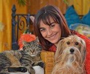 Diana Eichhorn unterstützt shelta mit ihrer Schirmherrschaft